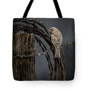 Mama House Finch Tote Bag