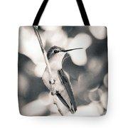 Mama Hummingbird Tote Bag