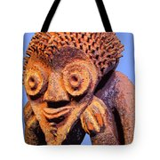 Mambila Figure Tote Bag
