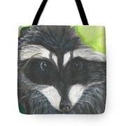 Mamma Raccoon  Tote Bag