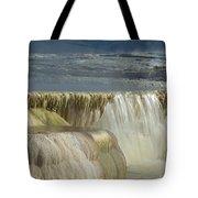 Mammoth Hot Springs - Yellowstone Tote Bag