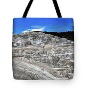 Mammoth Hot Springs2 Tote Bag