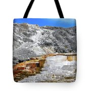 Mammoth Hot Springs3 Tote Bag