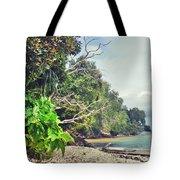 Mamutik Island Tote Bag