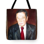 Man 1 Tote Bag by Sergey Ignatenko