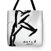 Man About Town Tote Bag