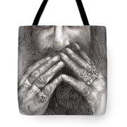 Man Alive Tote Bag