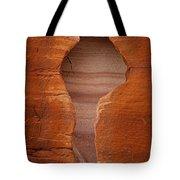 Man In Rock Tote Bag by Kelley King