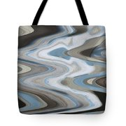 Man In The Moon Travels To Earth Tote Bag