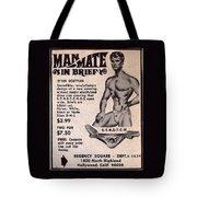 Man-mate In Brief #105 Tote Bag