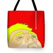 Man Milk Tote Bag