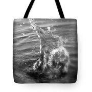 Man Of Glass Tote Bag