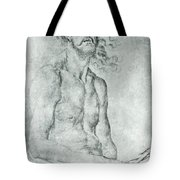 Man Of Sorrow 1522 Tote Bag