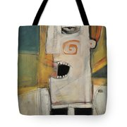 Man Of The Cloth Tote Bag