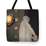 Man Of Union Tote Bag