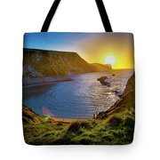 Man Of War England Tote Bag