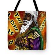 Man Of War Poster Design Tote Bag