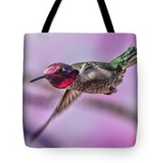 Man On A Mission Tote Bag