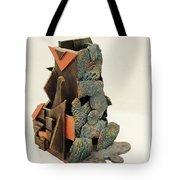 Man Vs. Nature Tote Bag