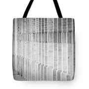Man Walking Tote Bag