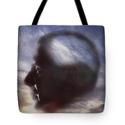 Man With Alzheimers Disease Tote Bag