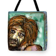 Man Without Hope Tote Bag