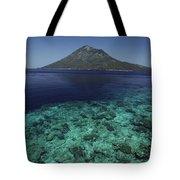 Manado Tua Island Tote Bag