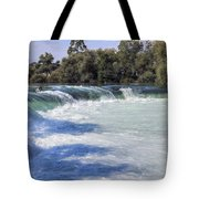 Manavgat Waterfall - Turkey Tote Bag