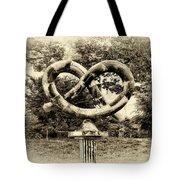 Manayunks Pretzel Park Tote Bag