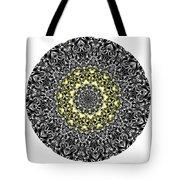 Mandala - Amulet 866 For Those Born In ..... Tote Bag