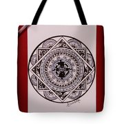 Mandala Art Tote Bag