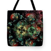 Mandala Color Dreams Tote Bag