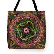 Mandala Desire Tote Bag