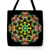 Mandala Image #14 Created On 2.26.2018 Tote Bag