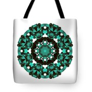 Mandala Image #5 Created On 2.26.2018 Tote Bag