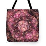 Mandala Introspective Tote Bag