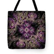 Mandala Meditation Tote Bag