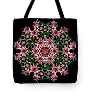 Mandala Monadala  Lisa Tote Bag