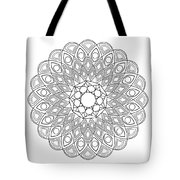 Mandala No 2 Tote Bag