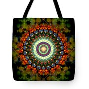 Mandala Of Loves Journey Tote Bag