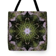 Mandala Sea Sponge Tote Bag