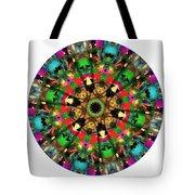 Mandala - Talisman 1104 - Order Your Talisman. Tote Bag