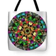 Mandala - Talisman 1108 - Order Your Talisman. Tote Bag
