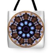 Mandala - Talisman 1396 Tote Bag