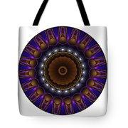Mandala - Talisman 1398 Tote Bag