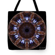 Mandala - Talisman 1437 Tote Bag