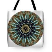 Mandala - Talisman 1457 Tote Bag