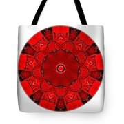 Mandala - Talisman 1541 Tote Bag
