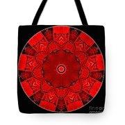 Mandala - Talisman 1542 Tote Bag