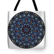Mandala - Talisman 962 For Those Born In ..... Tote Bag